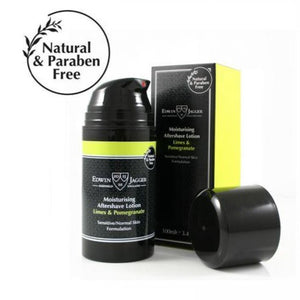 Edwin Jagger Limes & Pomegranate Aftershave Lotion - 100ml