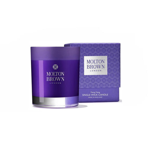 Molton Brown Ylang-Ylang Single Wick Candle - British Bespoke | Shop Molton Brown Online - South Africa