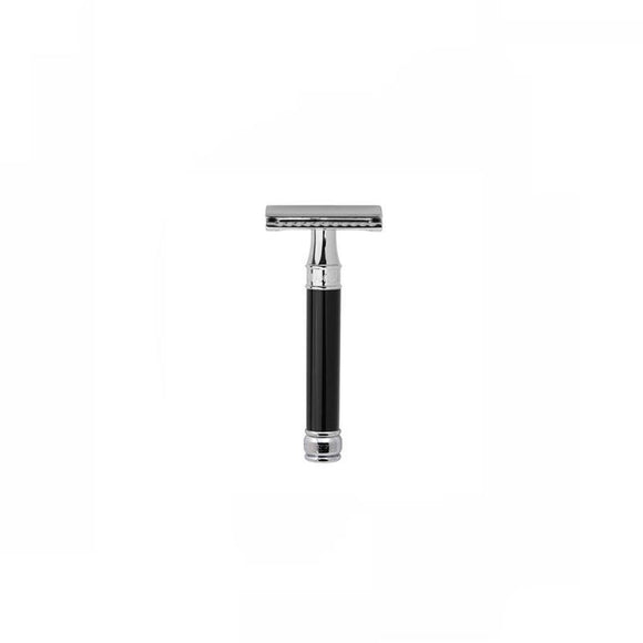 Edwin Jagger Black Double Edge Razo