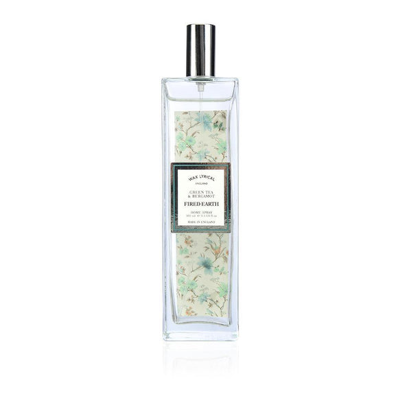 Wax Lyrical Green Tea & Bergamot Room Mist - British Bespoke | Shop Online - South Africa