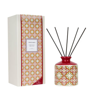 Wax Lyrical Emperors Red Tea Ceramic Reed Diffuser