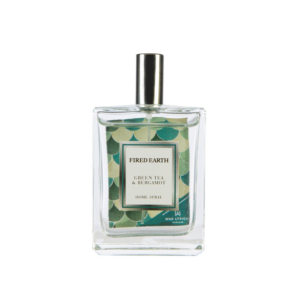 Wax Lyrical Green Tea & Bergamot Room Spray 100ml - British Bespoke | Shop Online - South Africa