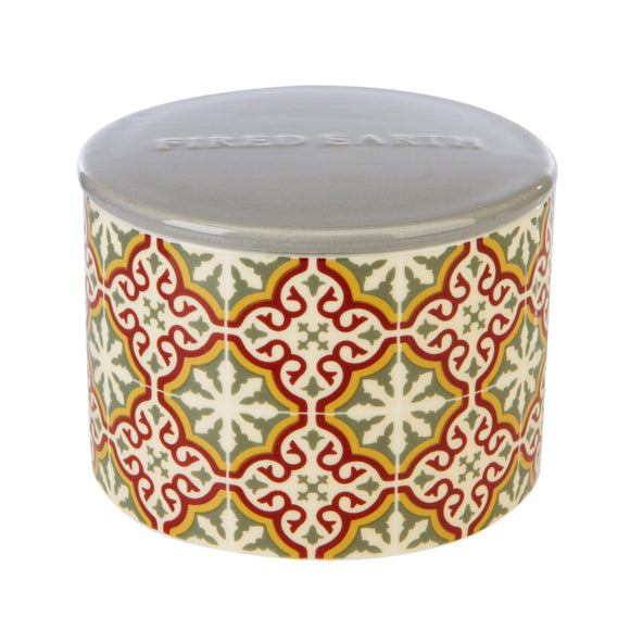 Wax Lyrical Large Ceramic Emperors Red Tea Candle - British Bespoke | Shop Online - South Africa