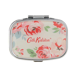 Cath Kidston Cottage Patchwork Compact Mirror Lip Balm - British Bespoke | Shop Cath Kidston Online - South Africa