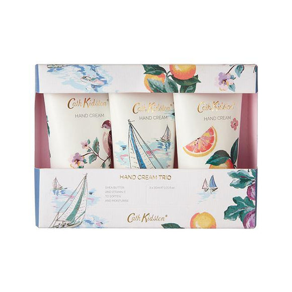 Cath Kidston Assorted Hand Cream Trio - British Bespoke | Shop Cath Kidston Online - South Africa