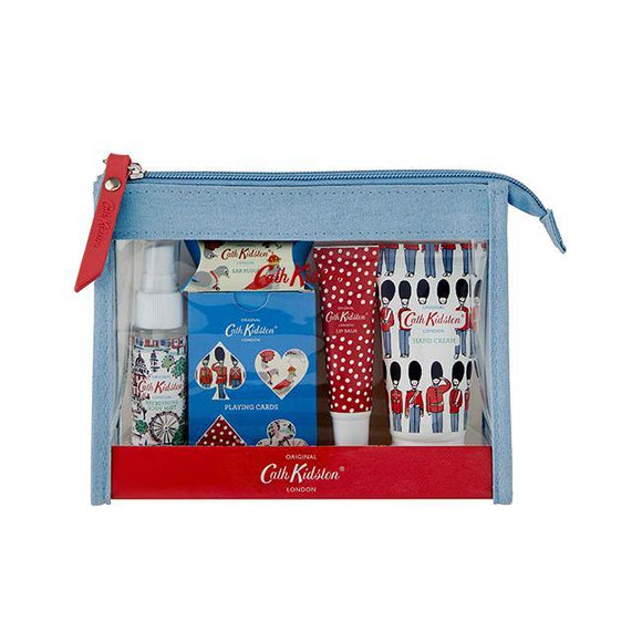Cath Kidston Beauty In Flight Travel Essentials