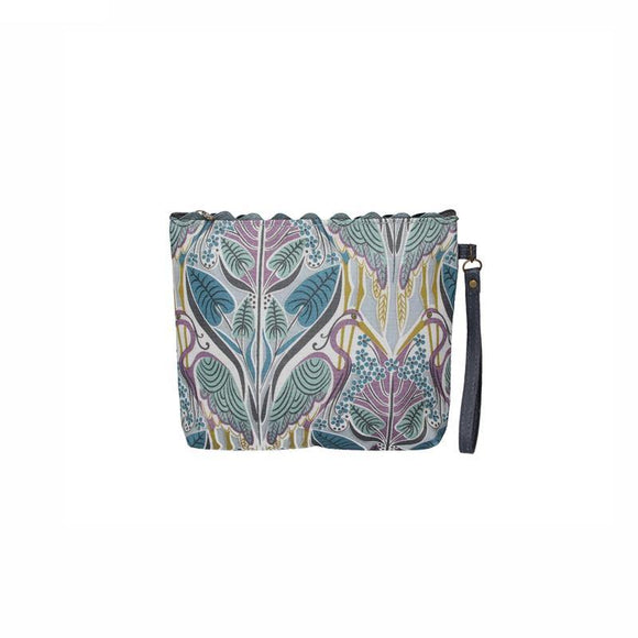 Gisela Graham Heron Ric Rac Makeup Bag