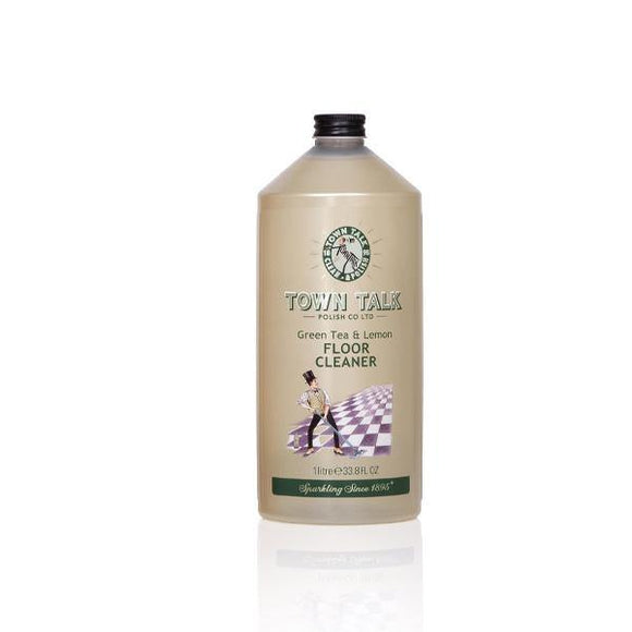 Town Talk- Green Tea & Lemon Floor Cleaner 1ltr