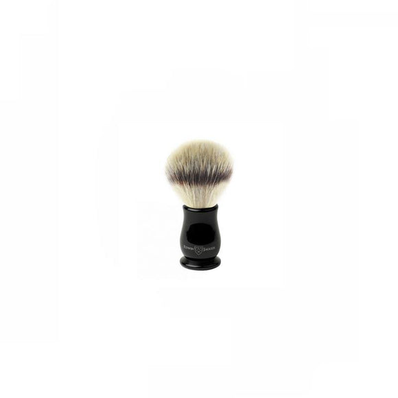 Edwin Jagger Chatsworth Imitation Ebony Shaving Brush - British Bespoke | Shop Online - South Africa