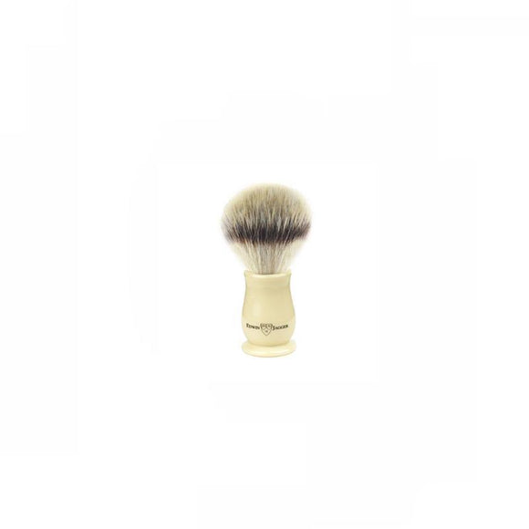 Edwin Jagger Chatsworth Imitation Ivory Shaving Brush - British Bespoke | Shop Online - South Africa