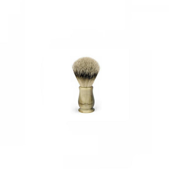 Edwin Jagger Chatsworth Horn Shaving Brush