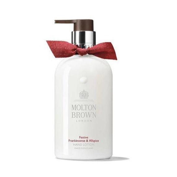Molton Brown Festive Frank Hand Lotion - 300ml - British Bespoke | Shop Online - South Africa