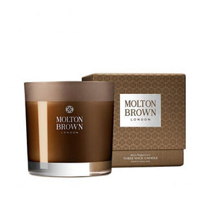 Molton Brown Black Peppercorn Three Wick Candle - British Bespoke | Shop Molton Brown Online - South Africa