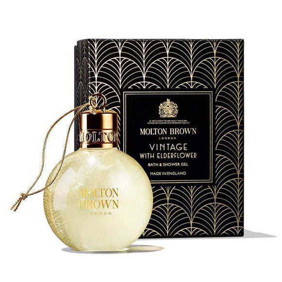 Molton Brown Vintage Elderflower Bauble 2020 - British Bespoke | Shop Online - South Africa