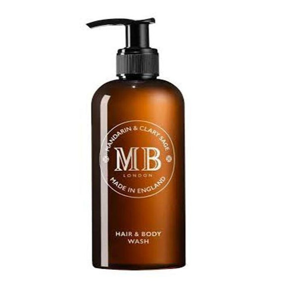 Molton Brown Mandarin & Clary Sage Hair & Body Wash - British Bespoke | Shop Online - South Africa