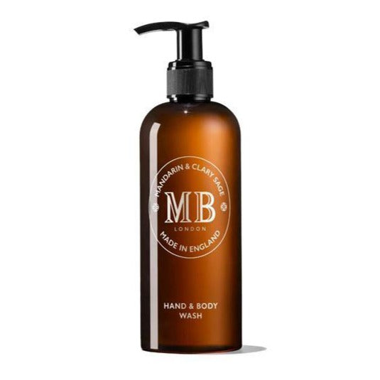 Molton Brown Mandarin & Clary Sage Hand Wash - British Bespoke | Shop Molton Brown Online - South Africa