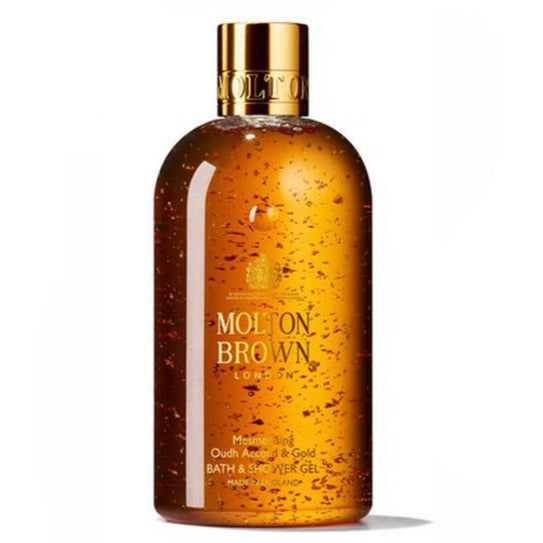 Molton Brown Mesmerising Oudh Accord & Gold Body Lotion - 300
