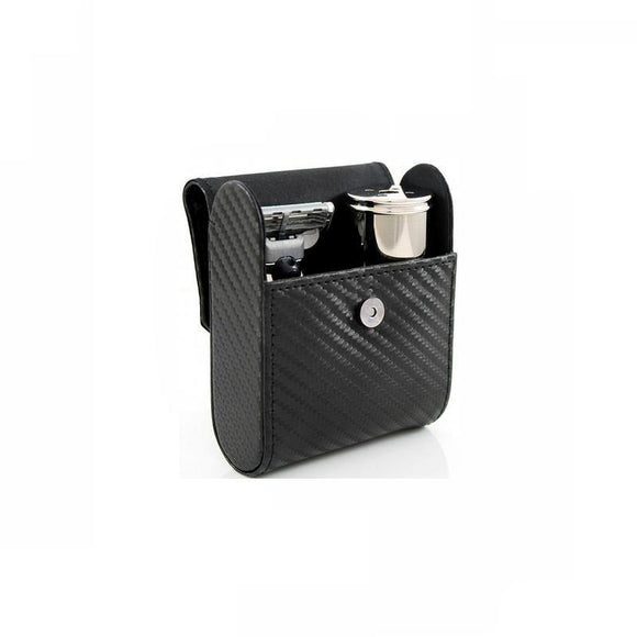 Edwin Jagger Travel Shaving Kit (Mach3)