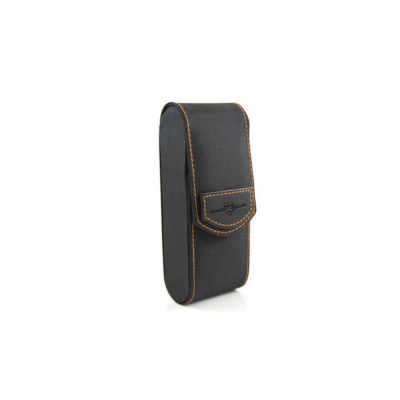 Edwin Jagger Black Razor Case for Mach 3 or Fusion - British Bespoke | Shop Online - South Africa