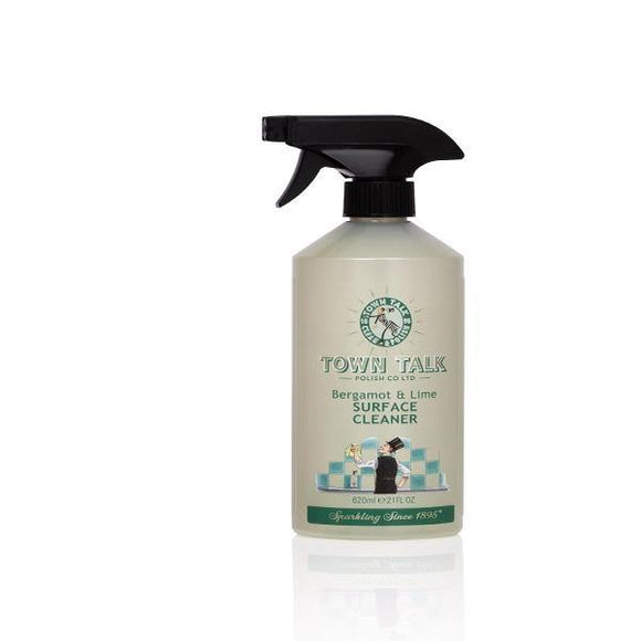 Town Talk- Bergamot & Lime Surface Cleaner 620ml