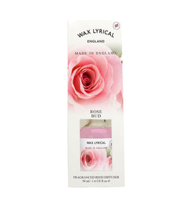 Wax Lyrical Rose Bud Reed Diffuser - 50ml