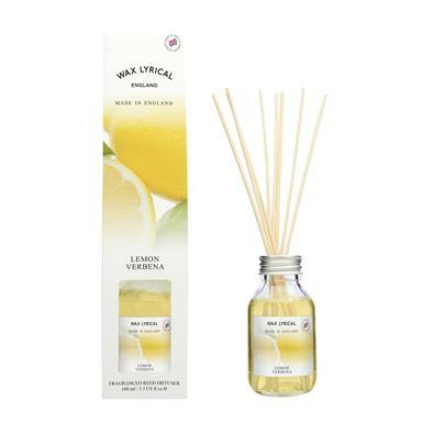 Wax Lyrical Lemon Verbena 100ml Reed Diffuser