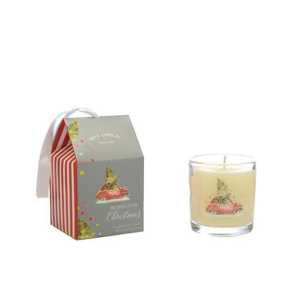 Wax Lyrical Hanging Votive Home for Christmas