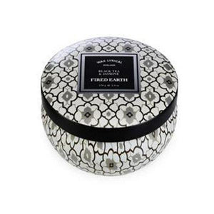 Wax Lyrical Black Tea & Jasmine Candle Tin - 170g