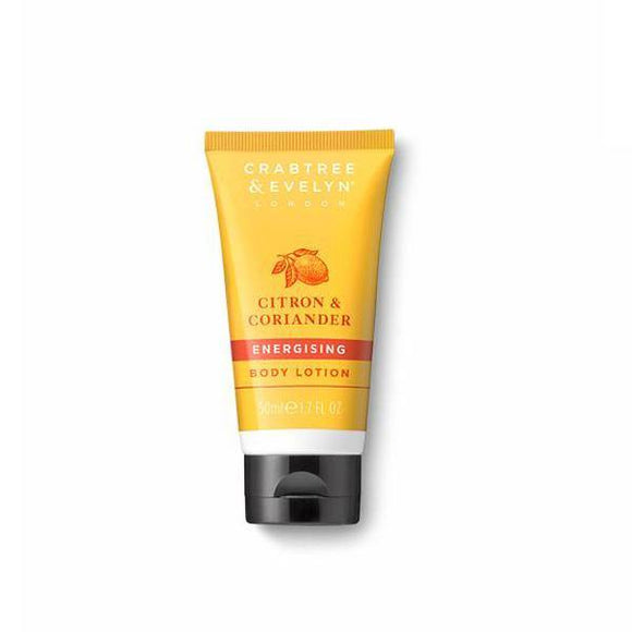 Crabtree & Evelyn Citron & Coriander Body Lotion - British Bespoke