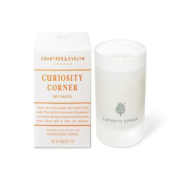 Crabtree & Evelyn Curiosity Corner Candle