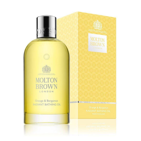 Molton Brown Orange & Bergamot Radiant Body Oil