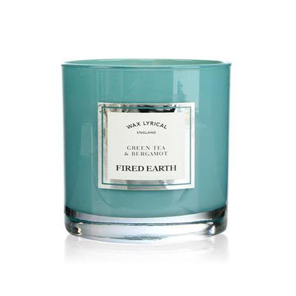 Wax Lyrical Green Tea & Bergamot Candle
