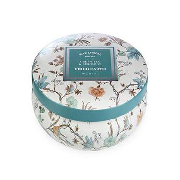 Wax Lyrical Green Tea & Bergamot Candle Tin