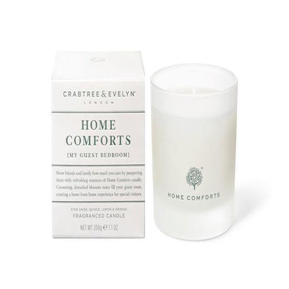 Crabtree & Evelyn Home Comforts Candle - British Bespoke