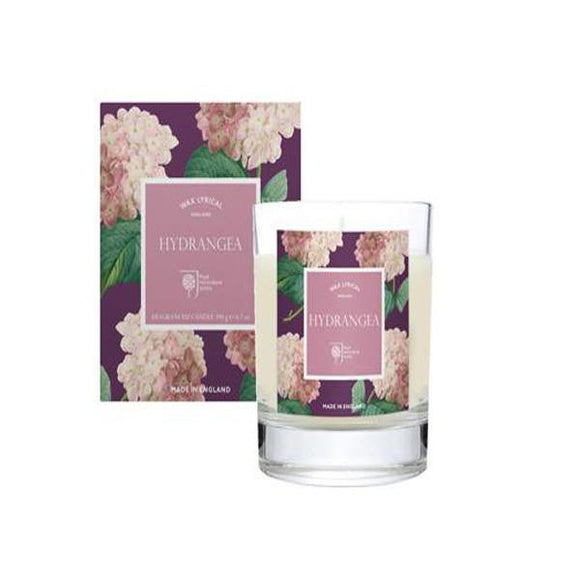 Wax Lyrical Hydrangea Candle