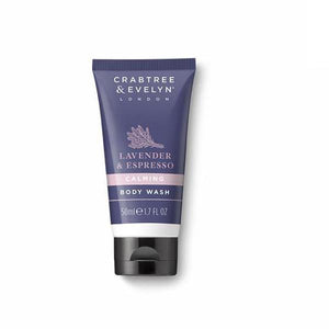 Crabtree & Evelyn Lavender & Espresso Body Wash