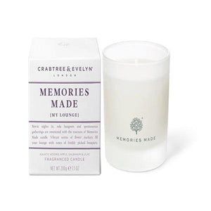 Crabtree & Evelyn Memories Made Candle