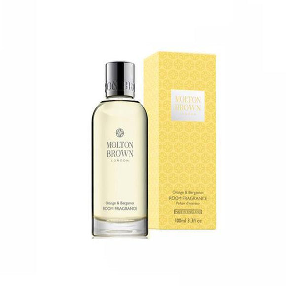Molton Brown Orange & Bergamot Home & Linen Mist - British Bespoke | Shop Molton Brown Online - South Africa