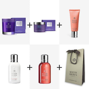 Molton Brown Pamper Packs - British Bespoke | Shop Molton Brown Online - South Africa