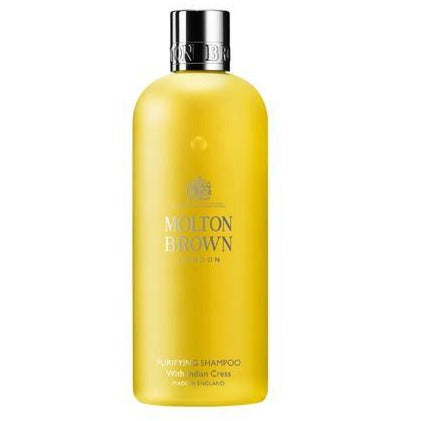 Molton Brown Indian Cress Purifying Shampoo - British Bespoke | Shop Molton Brown Online - South Africa