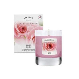 Wax Lyrical Rose Bud Candle