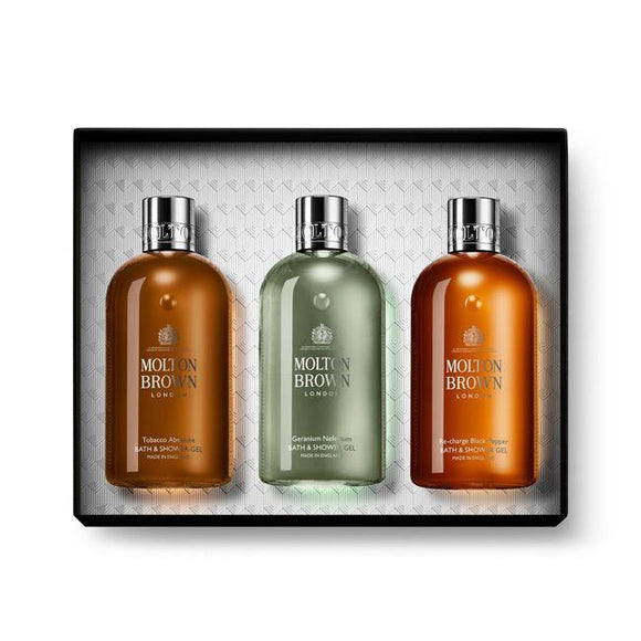 Molton Brown Woody & Citrus Gift Set for Him - British Bespoke | Shop Online - South Africa