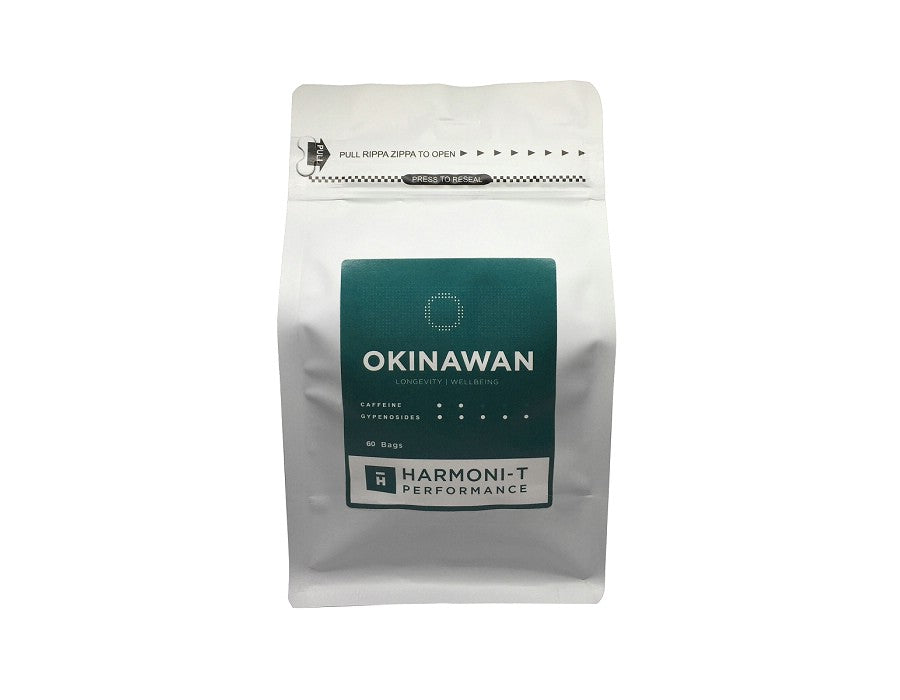 Okinawan Tea - Simple Pouch
