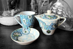 Tea for One - Copenhagen Blue