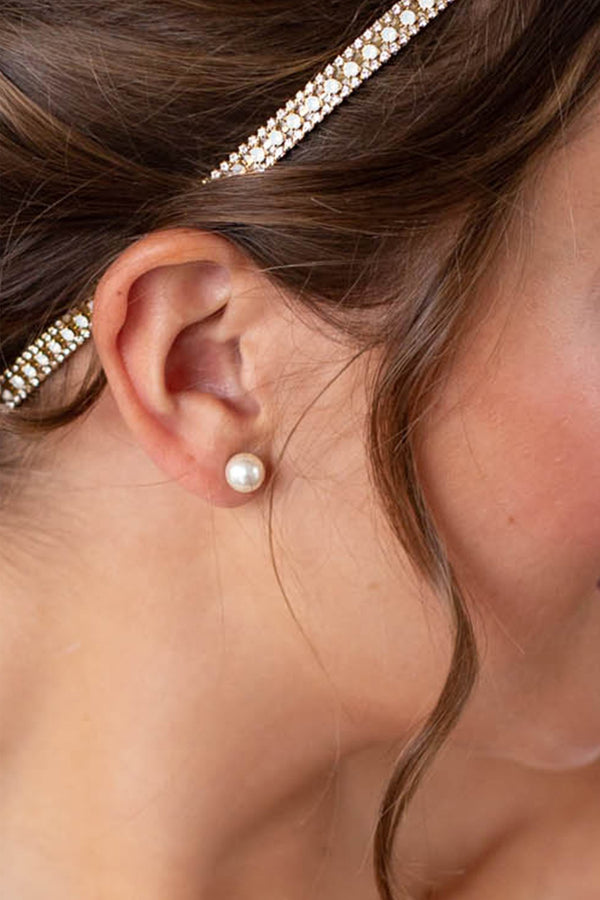 Kate Earrings - Gold or Rose Gold