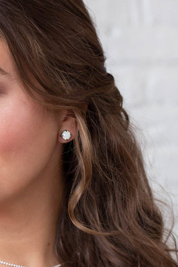 Pippa Earrings - Silver