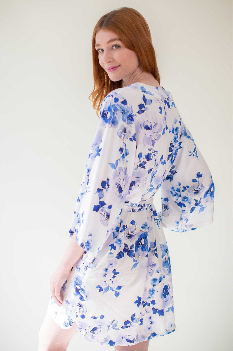 Botanical Love Bridesmaid Robe