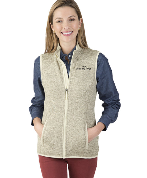 Women's Pacific Heathered Vest 15
