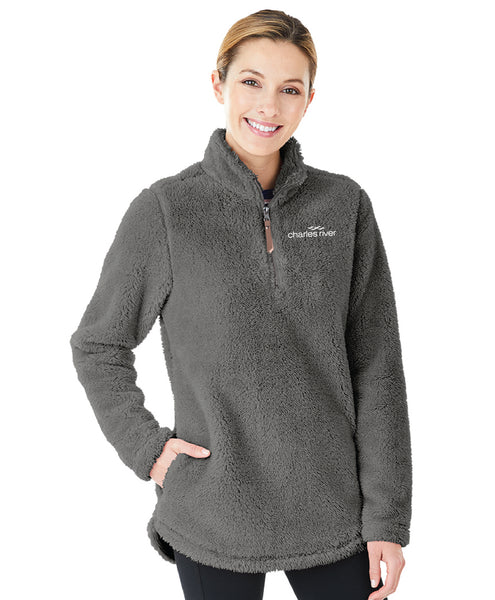 Women's Newport Fleece Pullover 15