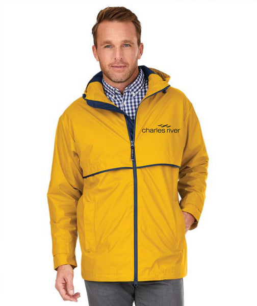 Men's New Englander Rain Jacket 15